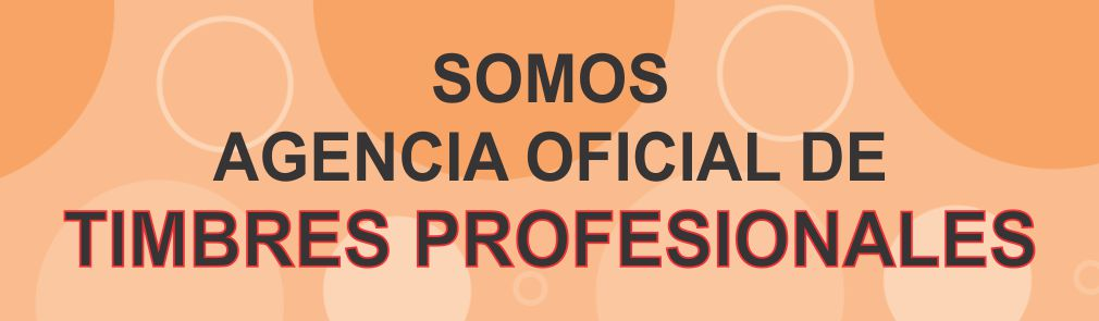 TIMBRES PROF.